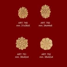 ART. 749, 750, 751, 752